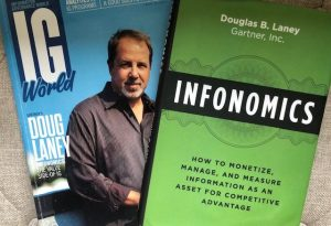 Doug Laney - Infonomics - Information Governance Perspectives
