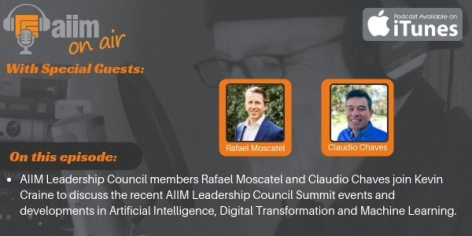 Episode 63 Rafael Moscatel and Claudio Chaves Leadership Council