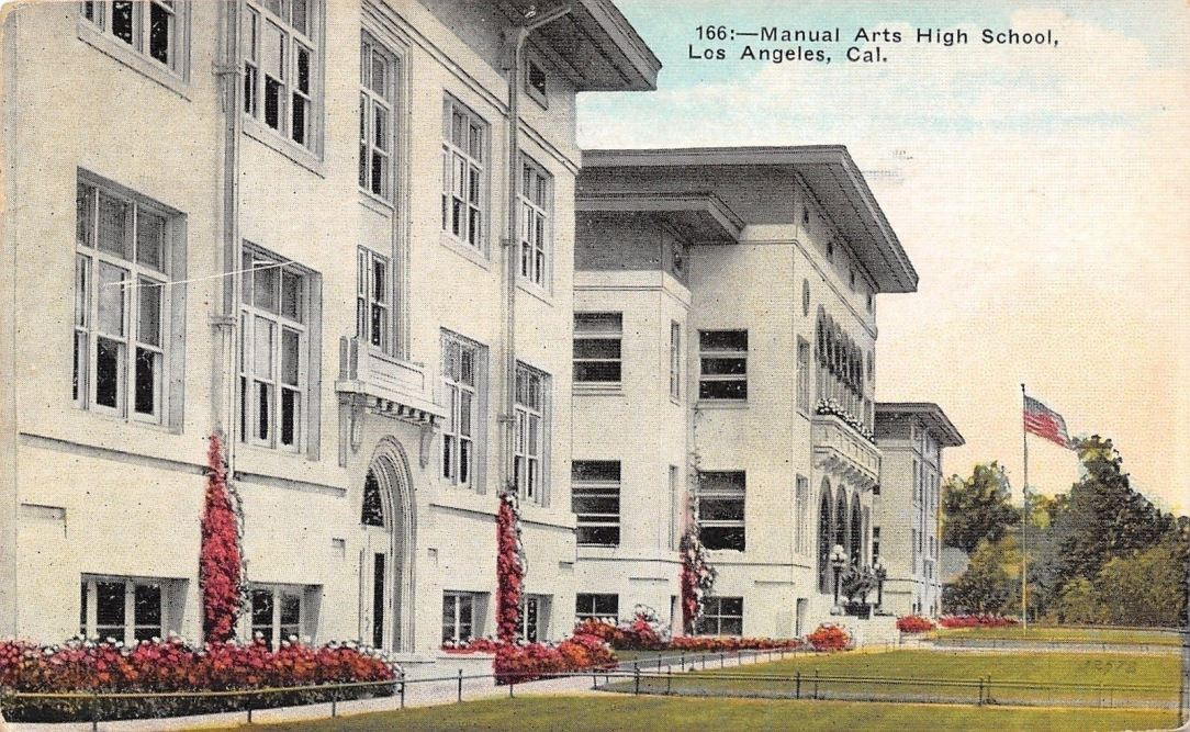 Manual Arts High School