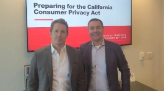 "At the San Diego ILTA Presentation of ""Preparing for the California Consumer Privacy Act"