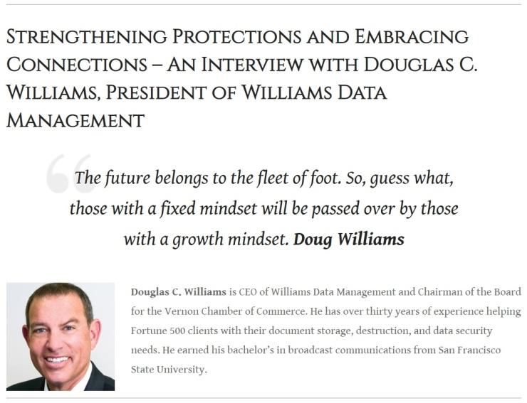 TJT - Doug Williams