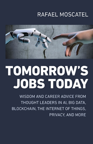 Tomorrow's Jobs Today - Cover